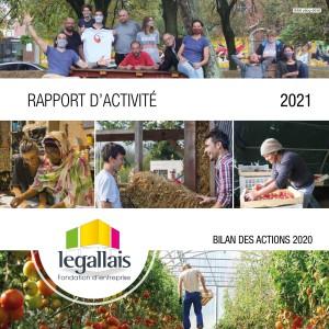 page de couv rapport 2021
