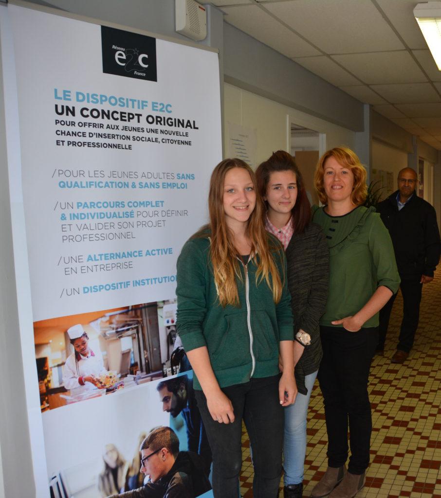 inauguration école de la 2e chance Normandie (1)