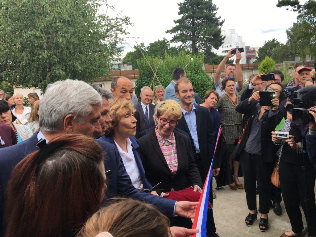 inauguration école de la 2e chance Normandie (2)