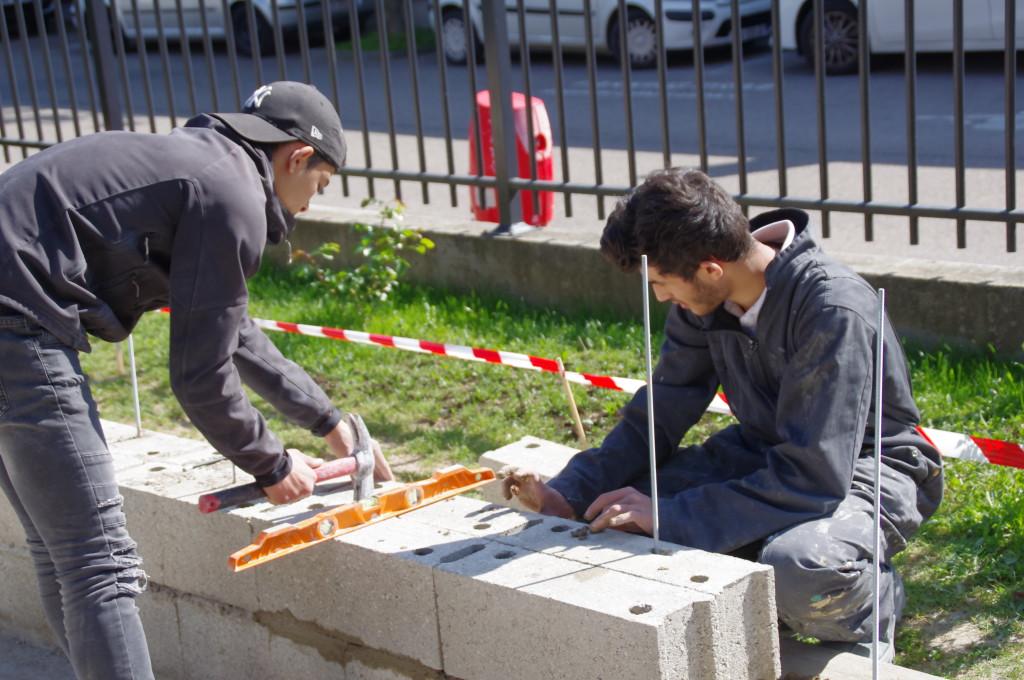 B2O Le Prado chantier
