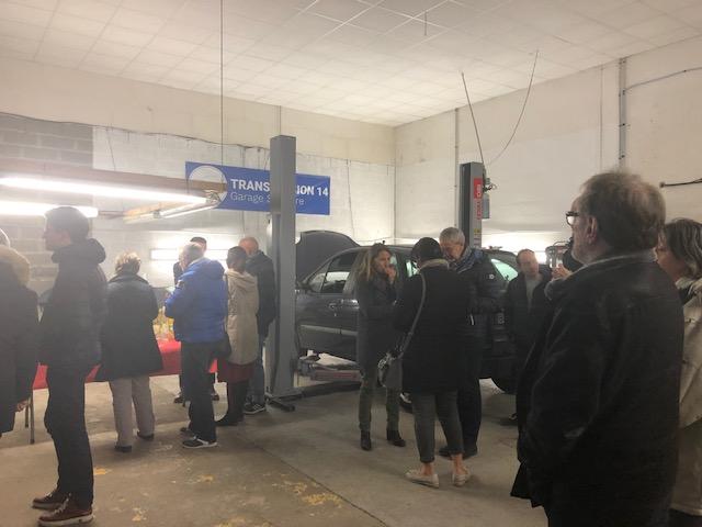 2018 12 14 inauguration garage solidaire trnasmission14 Sinéo (4)
