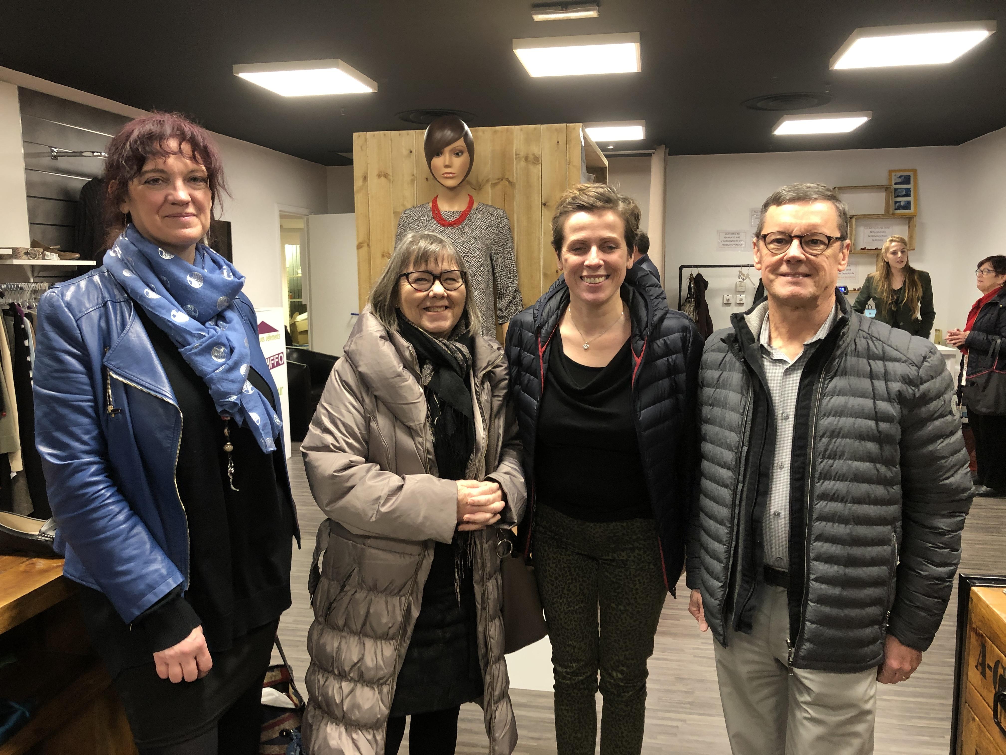 2019 03 08 inauguration de la boutique La Chiffo BIS à Hérouville Saint Clair (1)