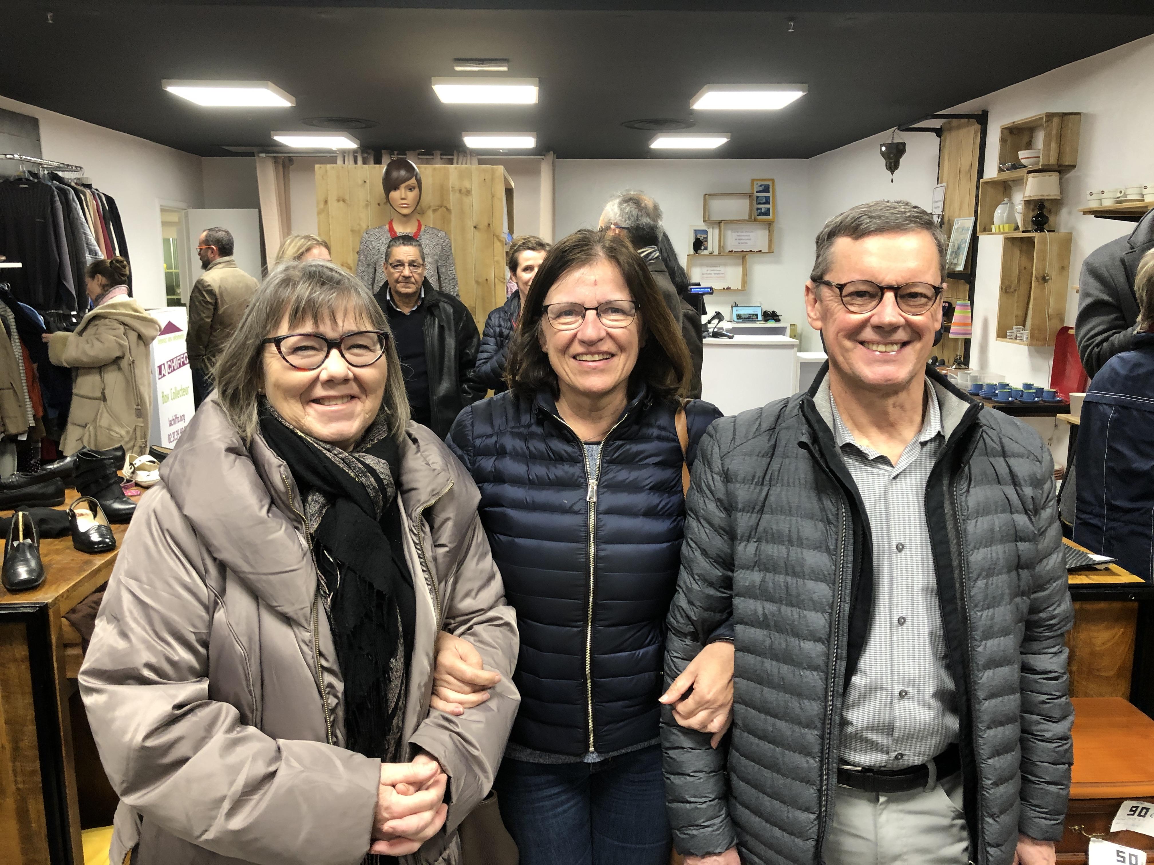 2019 03 08 inauguration de la boutique La Chiffo BIS à Hérouville Saint Clair (8)